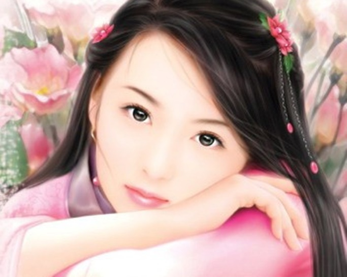 Chinese+Girl+Paintings+116